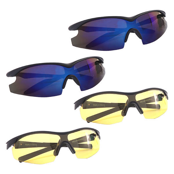 Tac Glasses Set