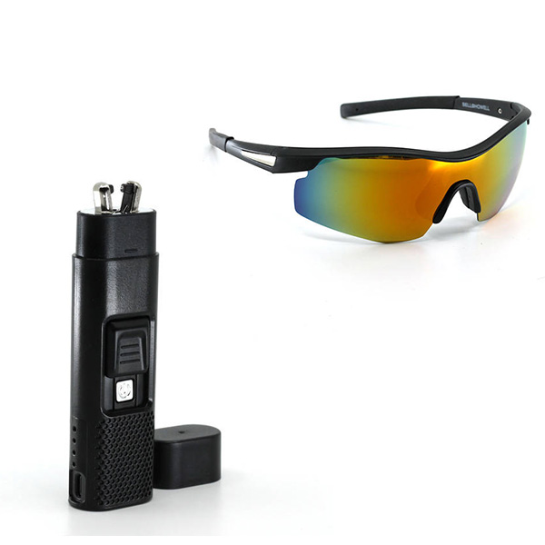Tac Glasses and Lighter