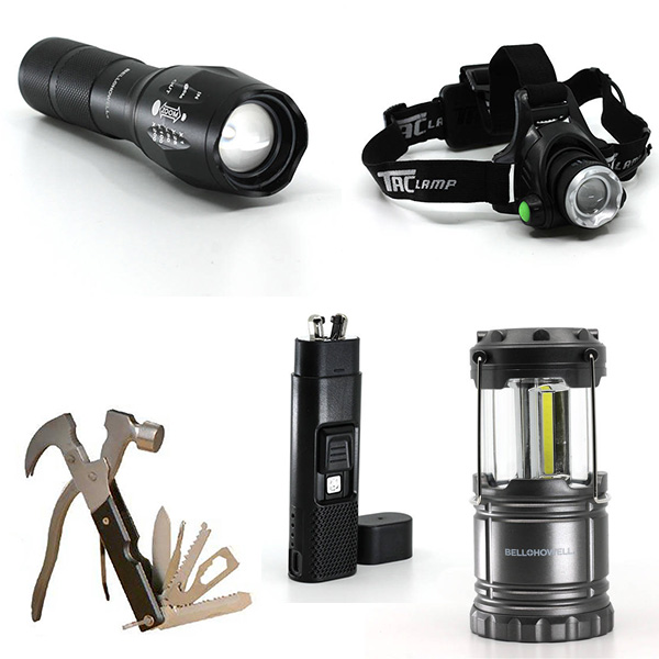 Tac Light Survival Kit
